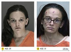 In pictures: 'More than Meth'- the shocking physical effects of drug abuse - Telegraph