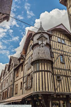 The Goldsmith's residence, Troyes, Champagne, Grand Est, France
