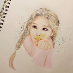 How to caption #art #drawing #makeup #girl #pretty #cute #follow #wip #doodle #illustration #instaart #igdaily #sketch #inspiration #hair #vintage #cool #love #일상 #그림 #일러스트 #스케치 #taeyeon #snsd #소녀시대 #태연