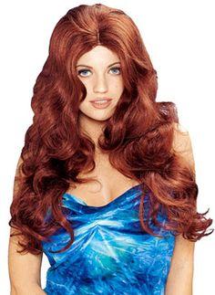 possible Merida (Brave) Wig