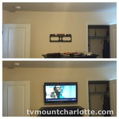 Free tilting TV wall mount with installation Our prices start at only $99 Reasons to have your TV professionally wall mounted... Extend the life of your TV. Safety for kids and TV. TVs kill and injure kids when placed on dressers and stands. More space in your home. Better viewing angle. Wall mounted TVs are harder to steal http://charlottetvmounting.com/