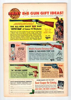 25 Daisy Red Ryder Bb Hang Tag Reproduction For 1957 Air Rifles-plymouth No