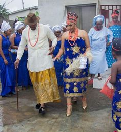 Image may contain: 5 people Ghana Traditional Wedding, Nigerian Wedding Dresses Traditional, African Traditional Dresses, Traditional Fashion, African Wedding Attire, African Attire, African Wear, African Inspired Fashion, African Men Fashion