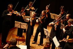 Australian Chamber Orchestra in concert. Photo by Jon Frank.