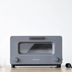 BALMUDA The Toaster | Gray : BALMUDA公式ストア