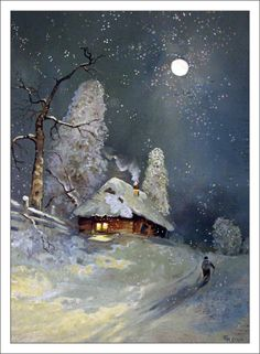 Михаил - В ночь под Рождество