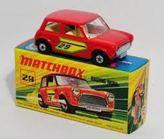 Matchbox 29 Racing Mini