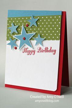 Birthday Stars • Amy O'Neill