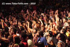 ECOPOP es el festival de música y naturaleza celebrado en Arenas de San Pedro durante 7 años.
