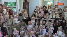 The 2 Million Dollar Doll Collection