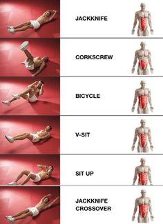 Abs Elite Workout