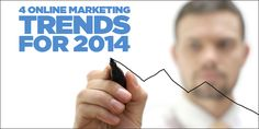 4 Online Marketing Trends for 2014