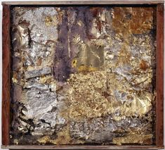 Untitled (Gold Painting) | Page 2 | Robert Rauschenberg Foundation