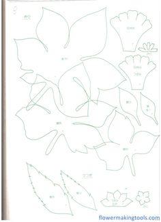1593 Best Flower Making DIY's (paper,nylon,plastic