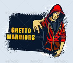 Young gangster  #GraphicRiver         Young gangster. Grungy street art slyled vector illustration. ALL TEXT IS NOT EDITABLE ! ITS JUST FOR PREVEW !     Created: 21August12 GraphicsFilesIncluded: VectorEPS Layered: Yes MinimumAdobeCSVersion: CS Tags: art #background #banner #bright #color #crime #dirty #dude #gangster #ghetto #graffiti #grunge #hand #hip-hop #hoody #man #men #modern #one #paint #people #rapper #silhouette #splash #spray #stencil #street #urban #vector #wall