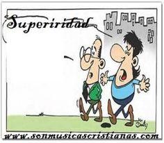 Superioridad – Chistes Cristianos