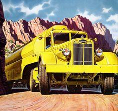 1947 Autocar Trucks
