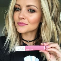 """K ladies. had to share, cause this lipstick has been my favorite so far! This stuff went on smooth as butter, and hasn't budged all day! It's the super Stay matte ink color """"Lover"""" Maybelline Matte Lipstick, Best Drugstore Lipstick, Best Matte Lipstick, Lipsticks, Best Stay On Lipstick, Lipstick Shades, Fake Makeup, Beauty Makeup, Natural Makeup"""