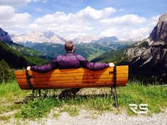 You will definitely enjoy to have a seat there! #motorcycle #tour #italy