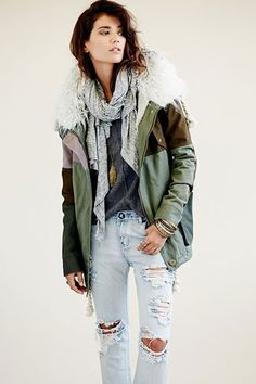 15 All-Weather Parkas For That Nasty Winter Weather #refinery29  http://www.refinery29.com/parka#slide1
