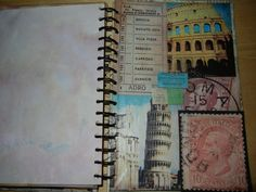travel scrapbook - Google Search