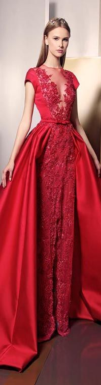 #ZiadNakad ZNsignature2016 Haute Couture Collection #dress
