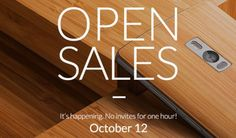 OnePlus is holding its first open sale on the OnePlus 2 across the world. The smartphone fans will be able to purchase the device without invitation for the Smartphone, 12 October, Geek Squad, Sale On, Gadgets, The Unit, Canning, Stuff To Buy, Cyprus News