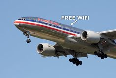 How To Get Free Wi-Fi On Any American Airlines Flight Airline Travel, Airline Flights, Travel Tours, Travel Advice, Budget Travel, Airline Tickets, Cheap Travel, Cruise Vacation, Vacation Trips