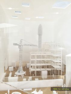 2016 연세대학교 건축학과 졸업전시회 모형 2016 Yonsei Univ. Dept. of Architecture Graduation Exhibition Model.