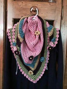 Road trip scarf - geen patroon