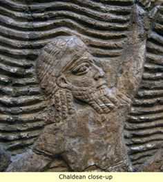 Sumer: The original Black civilization of Iraq - The Chaldeans and the Persian Conquest