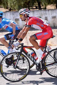 Vuelta a España 2014 - Stage 5: Priego de Cordoba - Ronda 180km - Giampaolo Caruso