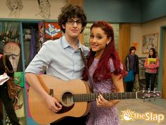 Can Cats Eat Bananas Refferal: 2927062931 Nick Tv Shows, Victorious Nickelodeon, Victorious Cast, Cat Valentine Victorious, Ariana Grande Wallpaper, Ariana Grande Pictures, It Cast, The Originals, Cats