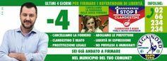 """http://www.bisceglieindiretta.it/2014/05/30/ce-tempo-fino-a-martedi-per-sottoscrivere-i-referendum-promossi-dalla-lega-nord/#.U4gzJ_l_suc C'E' TEMPO FINO A MARTEDI' PER SOTTOSCRIVERE I REFERENDUM PROMOSSI DALLA LEGA NORD Clicca """"mi piace"""" sulla pagina di Bisceglie in diretta per restare sempre aggiornato/a su Bisceglie, 24 ore su 24! https://www.facebook.com/biscegliediretta?ref=hl"""