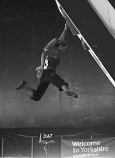 British Bouldering Champion Shauna Coxsey hits great form in the World Cups.