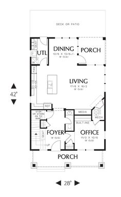 The cottage building company tidewater model second floor mascord house plan 21133 malvernweather Gallery