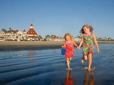 Best Beach Resorts in the U.S. for Family Vacations: Hotel Del Coronado