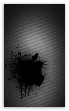 Black Apple Splash