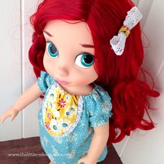 Disney Animator Doll Clothes by TheLittleRedMamaHen