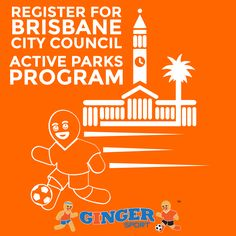Join Jojo for a free Brisbane City Council Active Parks Program session! We have sessions all over Brisbane, pick a spot, register and go! Go here for more info: https://www.gingersport.com.au/activities/council-sessions/brisbane-active-parks/