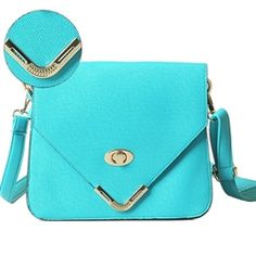 Blue Envelope Cross Body Bag. $19.99. Shop goodkoop and get the current trends at 1/3 the retail price.