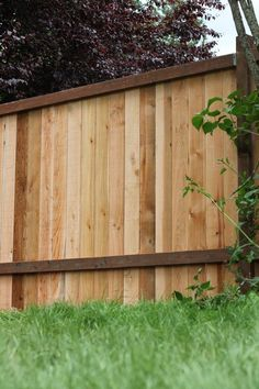 How To Save Money: Building a Fence  Good Info since I plan on doing this in a few months