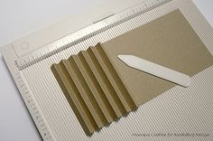 Doodlebug Design Inc Blog: Tuesday Tutorial: Mini Album Binding Technique