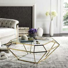 Willa Arlo Interiors Coletta Coffee Table with Magazine Rack