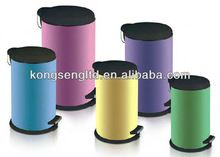pedal dustbin with pp lid