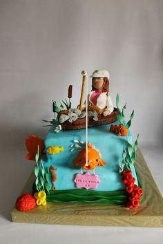 Torta pescadora