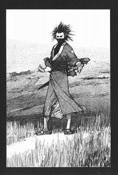 Hiroaki Samura, Blade of the Immortal, Taito Magatsu