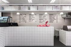 *야채쥬스 바 [ AKZ Architectura + Yulia Savlepova ] Orang+Utan Vegetarian Bar :: 5osA: [오사]