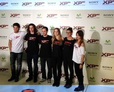 Rueda de prensa de XP3D. | Úrsula Corberó Blog Oficial