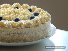 Koko milch torta